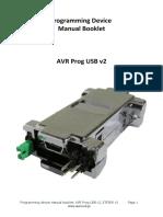 AVR Prog USB v1.2 Ang