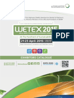 Wetex 2015 Catalogue