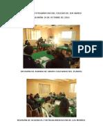 Evidencias Fotográficas Del Colegio de 1er Grado (19 Oct)