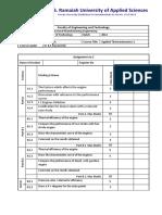 MEC 301A Assignment-2