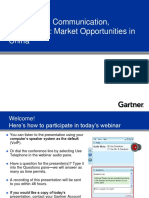 ICT Market Opportunities in China