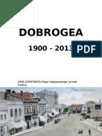 DOBROGEA 1900-2013