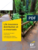 Ey Life Insurance Distribution at a Crossroads