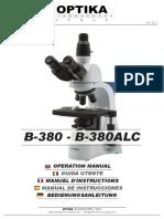 B-380 - B-380alc - En It Es Fr De