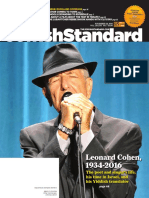 Jewish Standard, November 18, 2016, with supplements