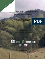 Zonificacion Forestal