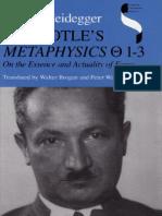 Heidegger, Martin - Aristotle's Metaphysics (Indiana, 1995).pdf
