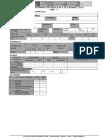 Ficha de Informacion Basica Del Estudiante 2015