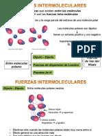 Clase 6 - Fuerzas Intermoleculares
