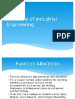 Industrial enginnering