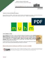 Newsletter MUHM 15/2010