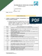 Tarea de Biología #1 Pag. 10-17