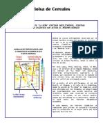 Informe estacional sobre clima