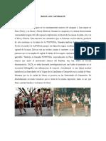 Baile Los Caporales