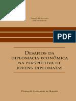 Desafios Da Diplomacia Econômica