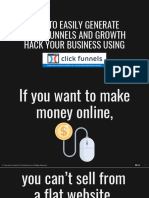 How to Easily Generate Sales Funnels and Growth Hack Your Business Using ClickFunnels - Kev Chavez - Your Keen & Crisp VP