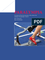 PARALYMPIA. Documentary Film Concept