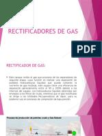 Rectificadores de Gas