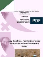 7. femicidio