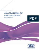 Infection Control Guidelines 2012