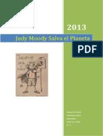 Resumen Judy Moody Salva El Planeta