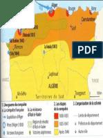 Carte Colo Algérie