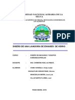 informe de diseño de maquinas lavadora de envases....docx
