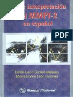 135195696 Uso e Interpretacion Del MMPI 2 en Espanol PDF