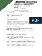 SILABO de Logica y Funciones 2015