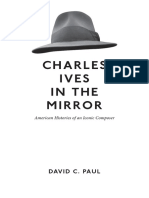 David C Paul-Charles Ives in the Mirror_ American Histories of an Iconic Composer