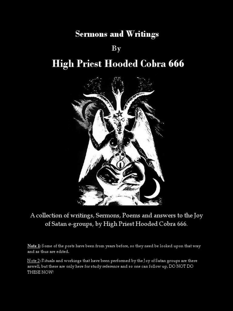 Hp Hooded Cobra 666 Vol 1 Circulatory System Kundalini