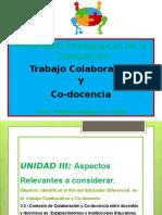 TRABAJO COLABORATIVO Y CO-ENSEÑANZA 3_2.ppt