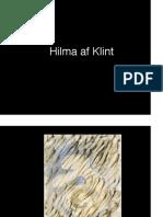 Hilma Af Klint NOC W5 3Hilma Af Klint