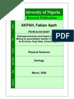 AKPAH, Fabian Apeh 08 35407