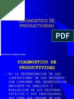 Diagnostico de Productividad