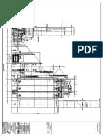 boiler General Arrangement - Auxiliary Equipment - Side Elevation