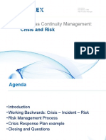 Eric Intelex Risk Management