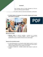 Servicio Al Cliente Un Reto Personal Taller 3 Sena