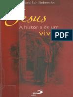 Jesus, A História de Um Vivente - Edward Schillebeeckx