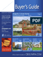 Coldwell Banker Olympia Real Estate Buyers Guide November 19th 2016
