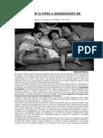 GABRIELA BARCO - Derechos de La Niñez o Perpetuación de Modelos
