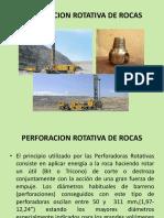 Perforacion Rotativa de Rocas