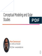 3 Revit Fundamentals Architecture Conceptual Design m3 Slides