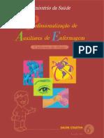 Apostila nº 6 PROFAE - Saúde Coletiva e Programas Básicos de Atenção a Saúde