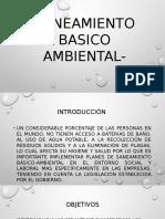 Saneamiento Basico Ambiental-riesgos