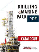AXON 001 Drilling & Marine Packages Catalog v2014.08.27