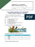 Ficha de Avaliação_Terra Ambiente de Vida
