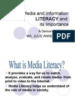Media literacy.ppt