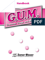 GUM Handbook