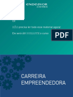 Curso de Empreendedorismo de Universitarios - Endeavor